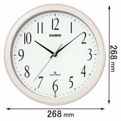 カシオ 電波掛時計 IQ-1060J-7JF[IQ1060J7JF]【返品種別A】