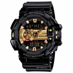 カシオ G-SHOCK G'MIXGショック デジアナ時計 メンズタイプ GBA-400-1A9JF[GBA4001A9JF]【返品種別A】