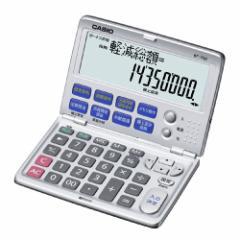 カシオ BF-750 金融電卓 12桁[BF750N]【返品種別A】