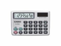 カシオ SL-650A-N カード型電卓 8桁[SL650AN]【返品種別A】