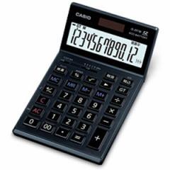 カシオ JS-201SK-BK-N 本格実務電卓 12桁[JS201SKBKN]【返品種別A】