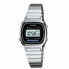 カシオ スタンダードデジタル時計 レディースタイプ LA670WA-1JF[LA670WA1JF]【返品種別A】