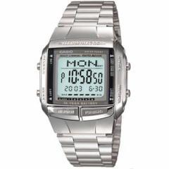 カシオ DATA BANKデジタル時計 DB-360-1AJF[DB3601AJF]【返品種別A】
