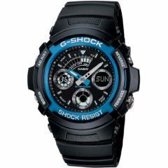 カシオ BASICGショック デジアナ時計 AW-591-2AJF[AW5912AJF]【返品種別A】【SALE商品】