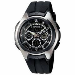 カシオ スタンダードデジアナ時計 AQ-163W-1B1JF[AQ163W1B1JF]【返品種別A】