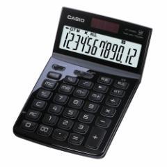 カシオ JF-Z200-BK-N デザイン電卓 12桁(ブラック)CASIO[JFZ200BKN]【返品種別A】