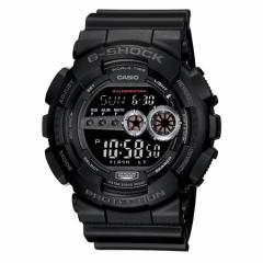 カシオ G-SHOCKGショックデジタル時計 GD-100-1BJF[GD1001BJF]【返品種別A】