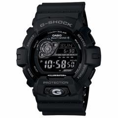 カシオ G-SHOCKGショックソーラー電波時計 GW-8900A-1JF[GW8900A1JF]【返品種別A】