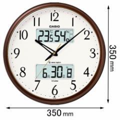 カシオ 電波掛時計 ITM-650J-5JF[ITM650J5JF]【返品種別A】