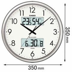 カシオ 電波掛時計 ITM-650J-8JF[ITM650J8JF]【返品種別A】