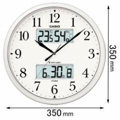 カシオ 電波掛時計 ITM-660NJ-8JF[ITM660NJ8JF]【返品種別A】