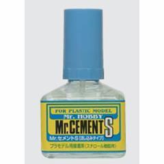 GSIクレオス Mr.セメントS(流し込みタイプ)【MC129】接着剤 【返品種別B】