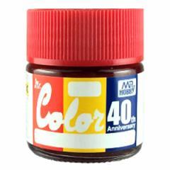 GSIクレオス Mr.カラー 40th Anniversary クランベリーレッドパール【AVC03】塗料 【返品種別B】