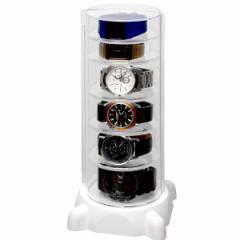 シンコハンガー タワー型時計コレクションケースコレクタワー・G CTG-W[CTGWシンコハンガ]【返品種別A】