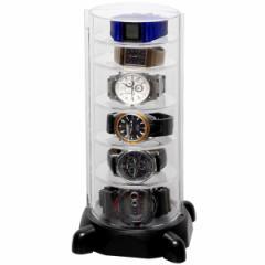 シンコハンガー スタック型時計コレクションケースコレクタワー・ウォッチスタック CTG-BK[CTGBKシンコハンガ]【返品種別A】