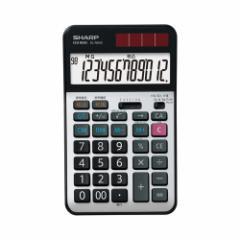 シャープ EL-N942X 卓上電卓 12桁(実務電卓)[ELN942X]【返品種別A】