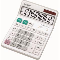 シャープ EL-S452X 卓上電卓 12桁[ELS452X]【返品種別A】