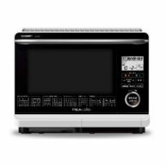 シャープ AX-MP300-W スチームオーブンレンジ 26L ホワイト系SHARP ウォーターオーブン ヘルシオ[AXMP300W]【返品種別A】