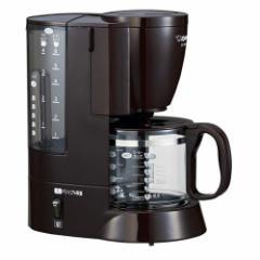 象印 EC-AK60-TD コーヒーメーカー ダークブラウンZOJIRUSHI 珈琲通[ECAK60TD]【返品種別A】