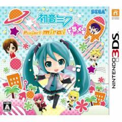 【3DS】初音ミク Project mirai でらっくす CTR-P-BRXJ【返品種別B】