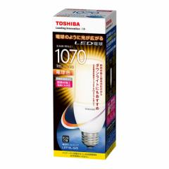 東芝 LDT10L-G/S LED電球 一般電球形 1070lm(電球色相当)TOSHIBA E-CORE(イー・コア)T形 全方向タイプ[LDT10LGS]【返品種別A】