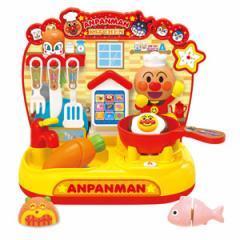 ジョイパレット タッチでおしゃべり スマートアンパンマンキッチンそれいけ! アンパンマン 【返品種別B】
