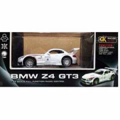 童友社 1/24 電動RCカー BMW Z4 GT3(白)ラジコン 【返品種別B】