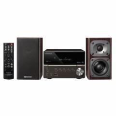 ケンウッド XK-330-B Bluetooth搭載ハイレゾ対応ミニコンポ(ブラック)KENWOOD Compact Hi-Fi System XK-330[XK330B]【返品種別A】