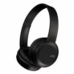 JVC HA-S38BT-B Ver.3.0対応Bluetoothワイヤレスステレオヘッドセット(ブラック)JVC[HAS38BTB]【返品種別A】