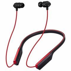 JVC HA-FX11XBT-Z Bluetooth対応ダイナミック密閉型カナルイヤホン(ブラック&レッド)JVC XXシリーズ[HAFX11XBTZ]【返品種別A】