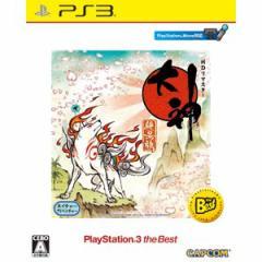 【PS3】大神 絶景版 PlayStation 3 the Best BLJM-55078オオカミ【返品種別B】