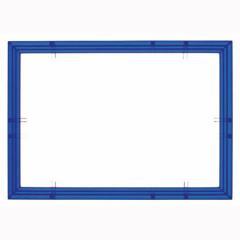エポック社 クリスタルパネル ブルー【3】(サイズ:26.0cm×38.0cm)【返品種別B】