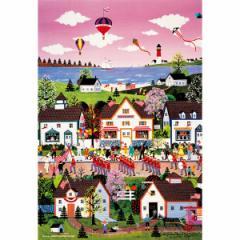 ビバリー Art Collection ジェーン・ウースター・スコット 祝日のパレード 世界極小1000マイクロピースジグソーパズル 【返品種別B】