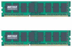 バッファロー D3U1600-8GX2/E PC3-12800(DDR3-1600) 240pin DIMM 16GB(8GB×2枚)【簡易パッケージモデル】[D3U16008GX2E]【返品種別B】