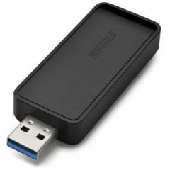バッファロー WI-U3-866D 11ac対応 866Mbps 無線LAN USB子機BUFFALO エアステーション[WIU3866D]【返品種別A】
