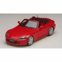 MARK43 1/43 ホンダ S2000(AP1)2003 ニューフォーミュラレッド(ブラック/レッドインテリア)【PM4310RR】ミニカー 【返品種別B】