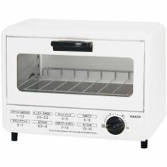 山善 YTA-860-W オーブントースター ホワイトYAMAZEN[YTA860W]【返品種別A】