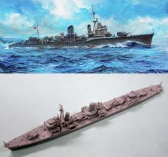 ピットロード 1/700 ワールドウォーシップシリーズ 日本海軍 特型駆逐艦III型 雷【W105】プラモデル 【返品種別B】