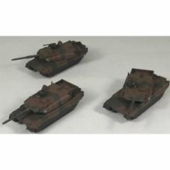 ピットロード 【再生産】1/144 陸上自衛隊 10式戦車(3両入)【SGK01】プラモデル 【返品種別B】