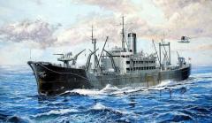 ピットロード 1/700 日本海軍 給糧艦 伊良湖 就役時【W178】プラモデル 【返品種別B】