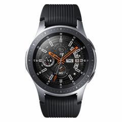 サムスン 【国内正規品】スマートウォッチ(シルバー) SAMSUNG Galaxy Watch (46mm) / Silver SM-R800NZSAXJP【返品種別A】
