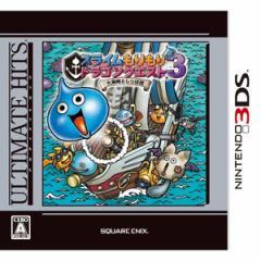 【3DS】アルティメット ヒッツ スライムもりもりドラゴンクエスト3 大海賊としっぽ団 CTR-2-AMRJ【返品種別B】