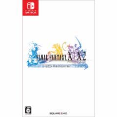 【Nintendo Switch】ファイナルファンタジー X/X-2 HD リマスター【返品種別B】