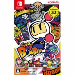 【Nintendo Switch】SUPER BOMBERMAN Rスーパー ボンバーマン RL001-J1【返品種別B】