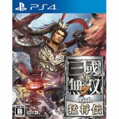 【PS4】真・三國無双7 with 猛将伝 PLJM-80002サンゴクムソウ【返品種別B】