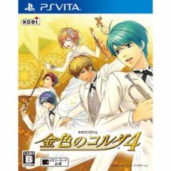 【PS Vita】金色のコルダ4(通常版) VLJM-30170キンイロ【返品種別B】