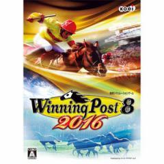 WINNING POST 8 2016 【Windows版】Winning Post 8 2016[WINNINGPOST82016]【返品種別B】