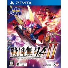 【PS Vita】コーエーテクモ the Best 戦国無双4-II VLJM-35446【返品種別B】