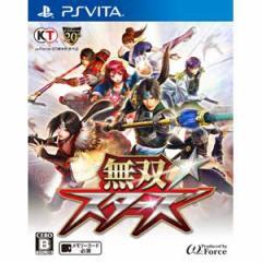 【特典付】【PS Vita】無双☆スターズ(通常版) VLJM-35454【返品種別B】