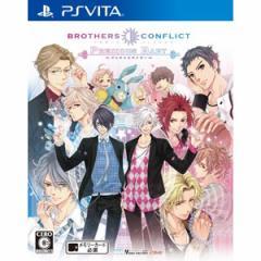 【PS Vita】BROTHERS CONFLICT Precious Babyブラザース コンフリクト プレシャス ベイビー VLJM-35332ブラザーズ【返品種別B】